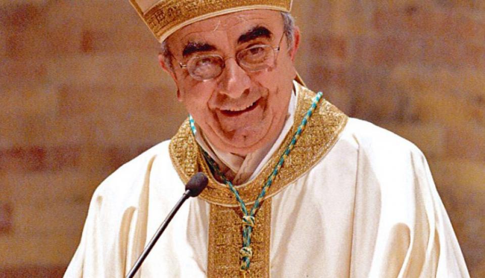 L'intervento del Vescovo al Convegno Caritas