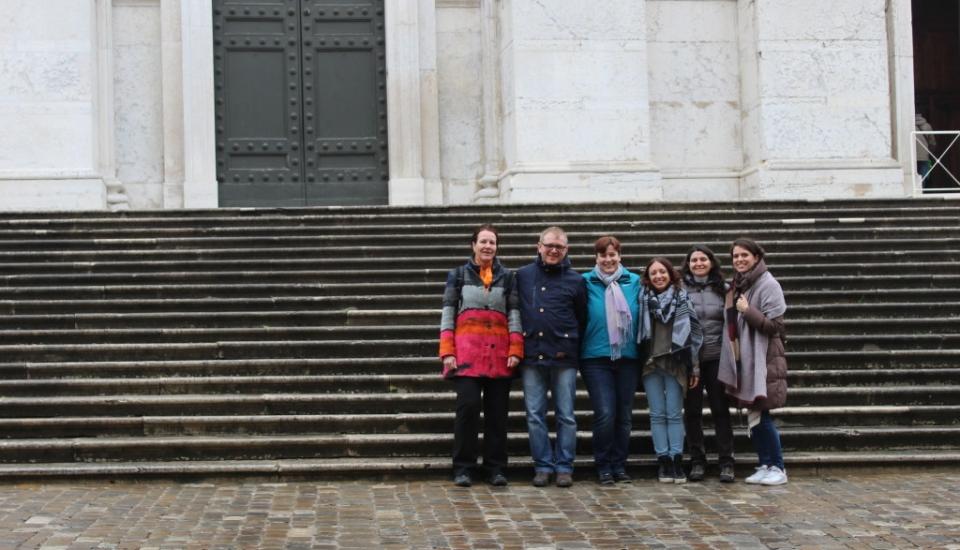 Caritas Bavaria in visita a Senigallia
