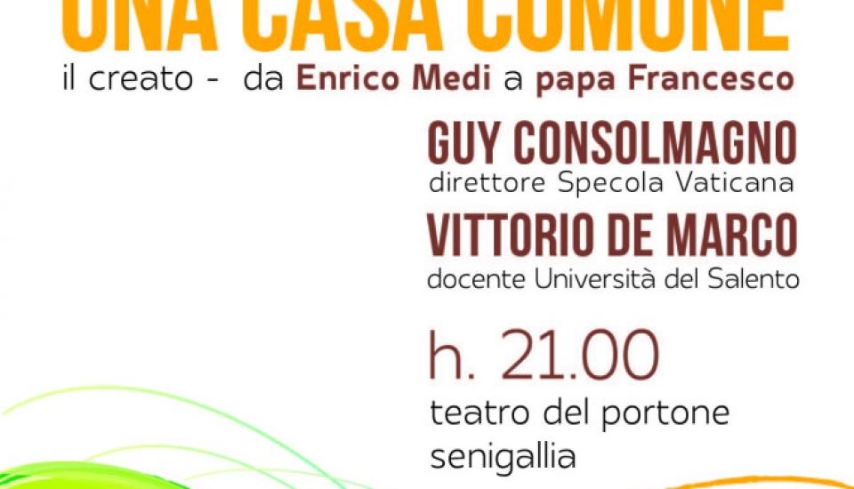 Guy Consolmagno a Senigallia per una serata su Medi