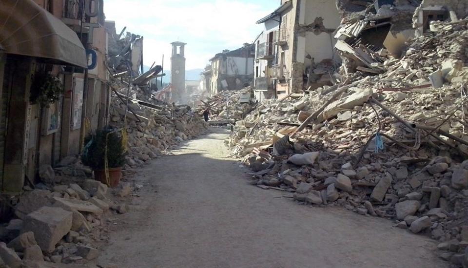 Situazione raccolta offerte in favore delle popolazioni colpite dal terremoto