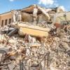 La situazione e i metodi di intervento dopo il sisma
