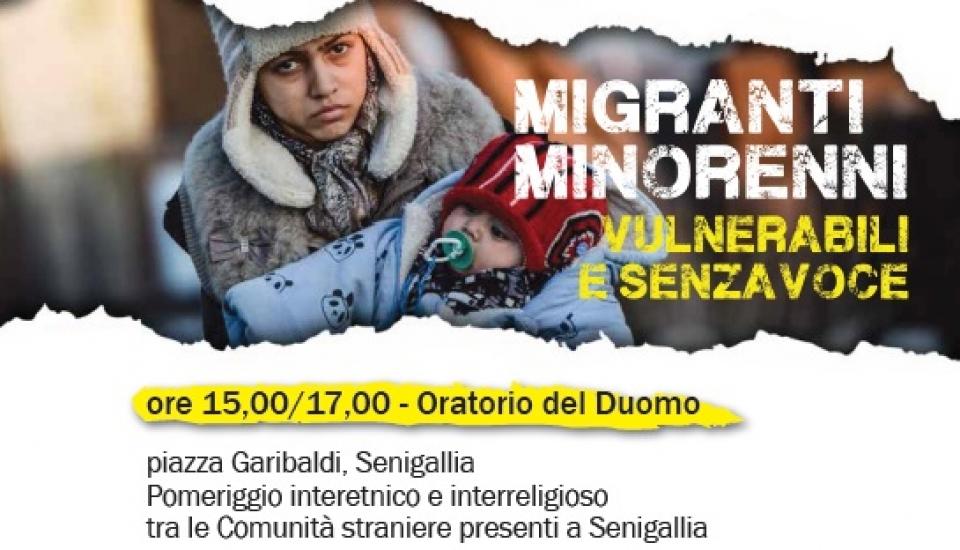 15 gennaio – Giornata Mondiale del Migrante e del Rifugiato