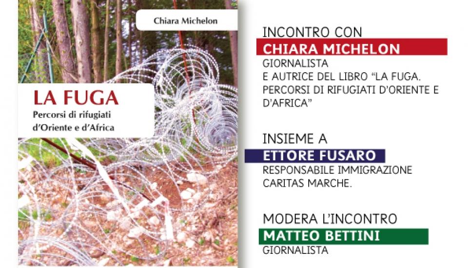 Incontro con Chiara Michelon a Corinaldo