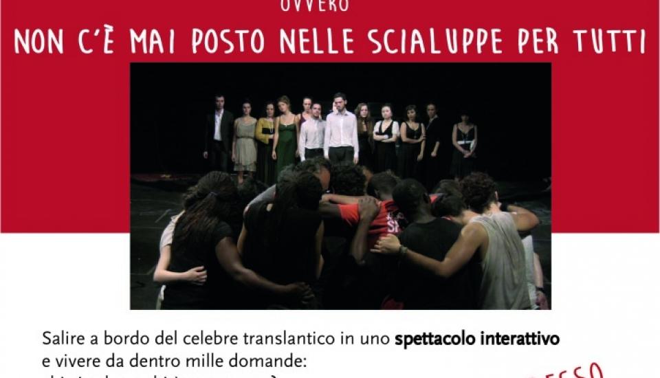 """""""Il violino del Titanic"""": il teatro e l'integrazione"""