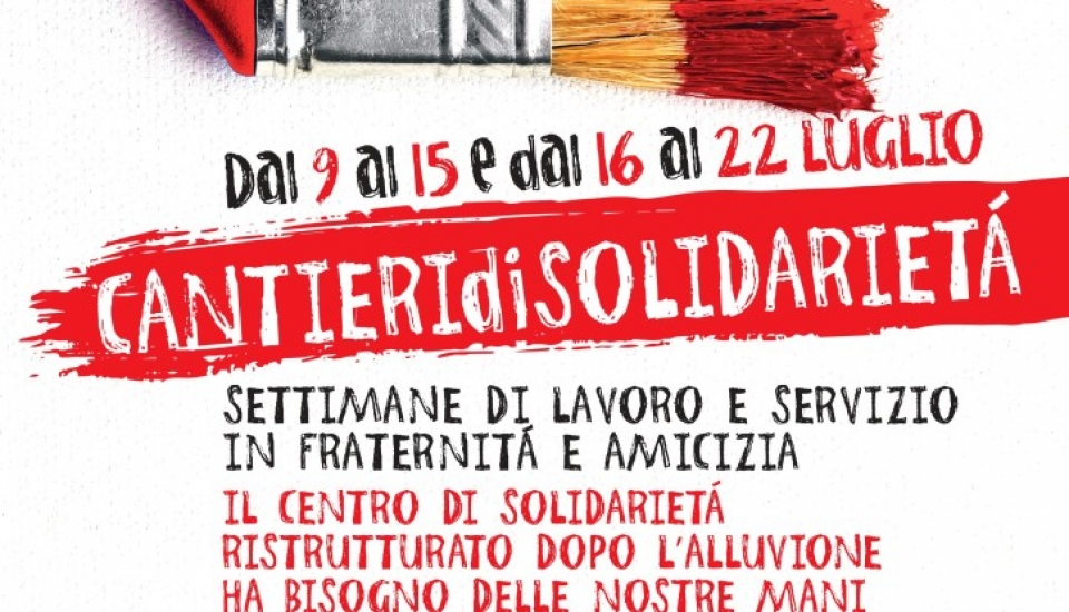 Cantieri di Solidarietà