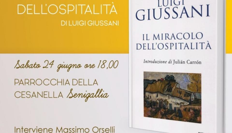"""Presentazione del libro """"Il Miracolo dell'Ospitalità"""""""