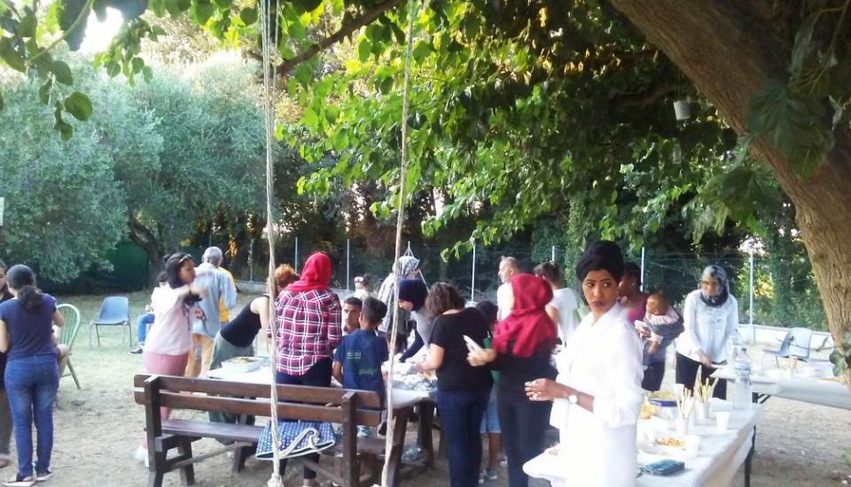 Resoconto della festa per la fine del Ramadan