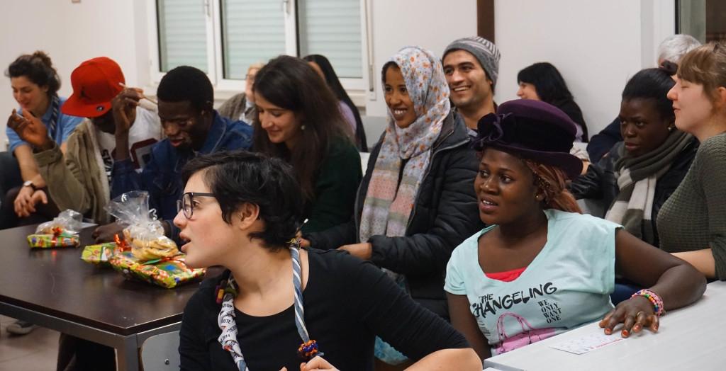 Volontariato al Centro di Solidarietà per le feste di Natale