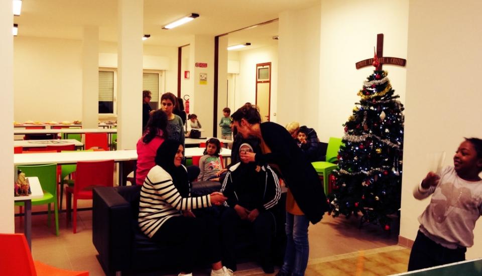 La testimonianza di un gruppo di giovani sulla loro esperienza di volontariato in Caritas