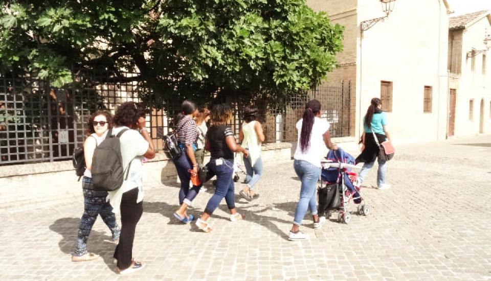 Visita guidata a Senigallia per stranieri