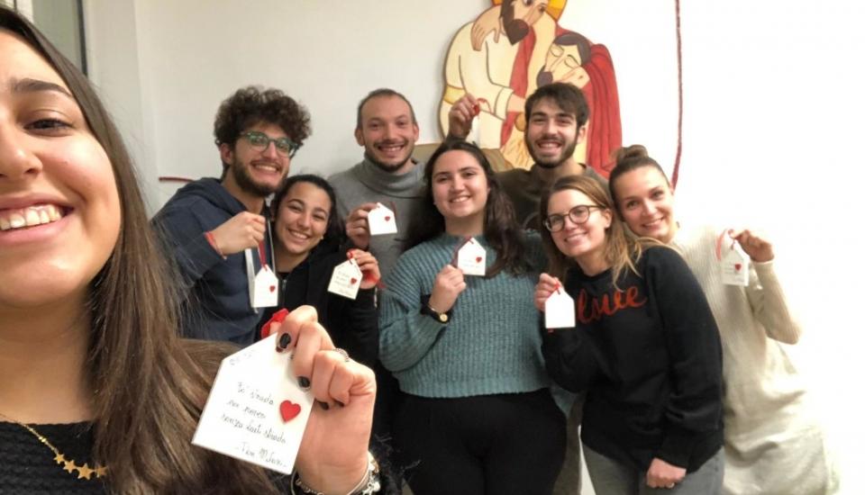 Convivenza giovani al Centro di Solidarietà