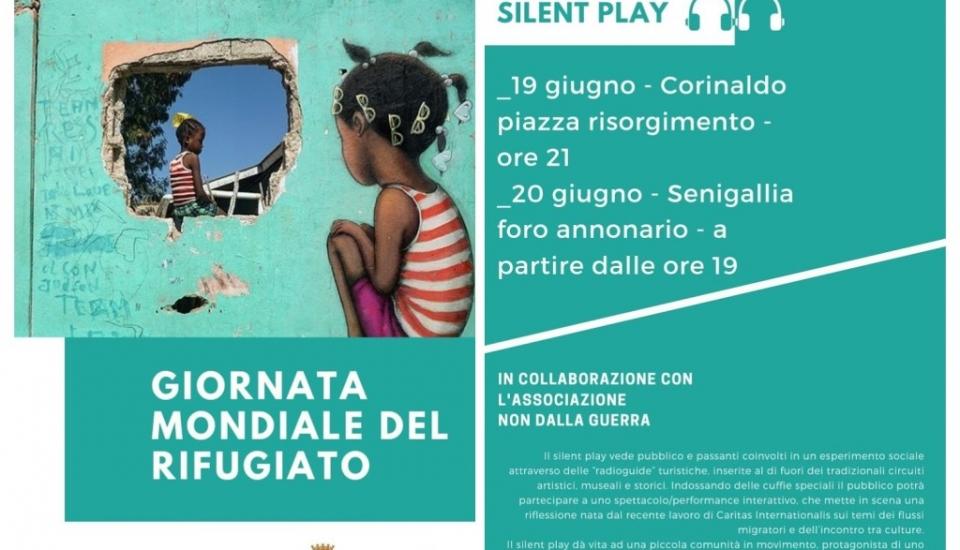 Giornata Mondiale del Rifugiato: le nostre iniziative