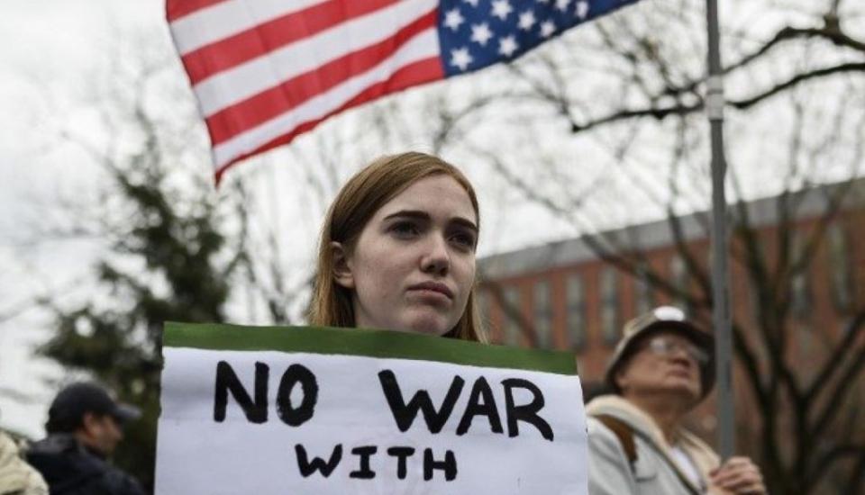 La voce di Papa Francesco sul conflitto Iran-Usa