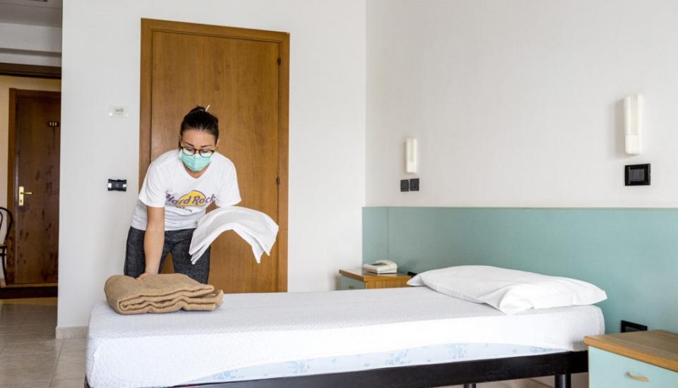 Covid hotel: un luogo fondamentale