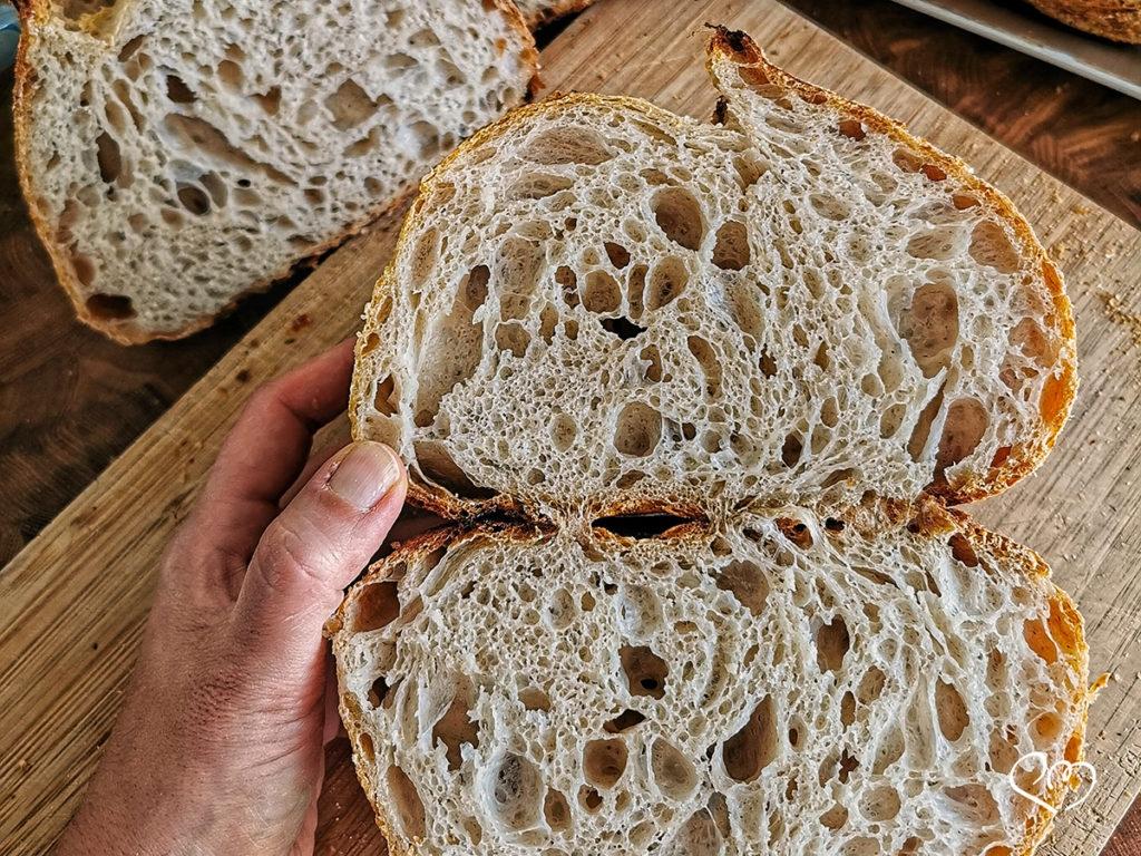 Voce delle Parrocchie – La generosità del pane